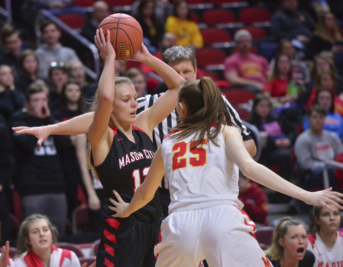 High School girls basketball: Mason City's season ends in 4A