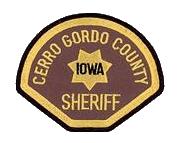 Cerro Gordo County Sheriff weblogo