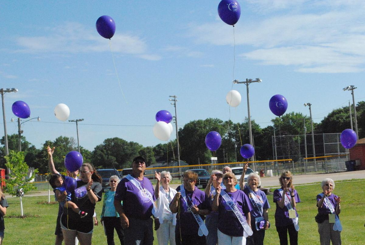 Ready For Relay Hancock County Event Has New Time Day Britt News Release Life Balloon