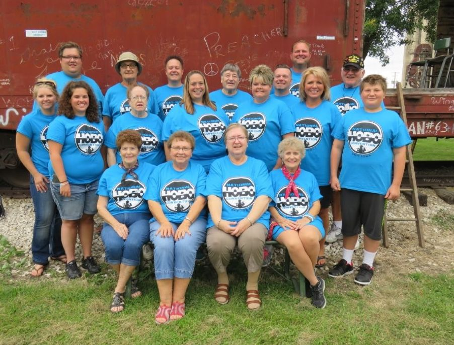 2016 Hobo Days Committee