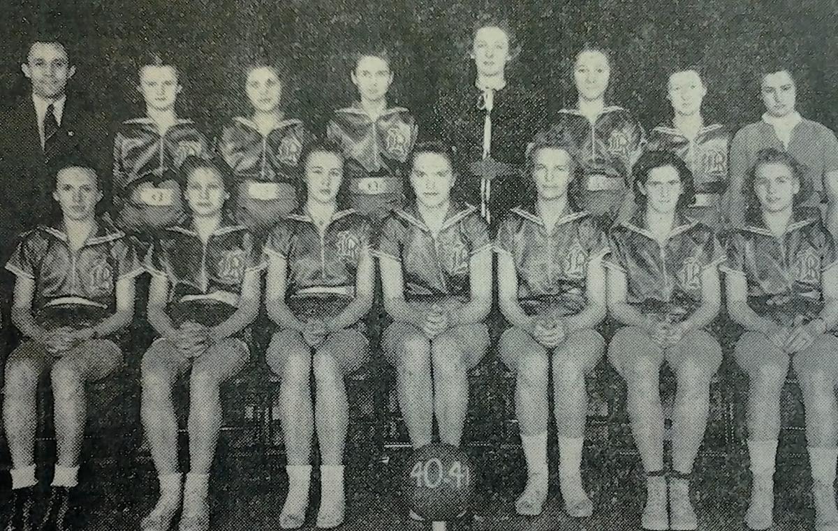 Rockwell High School Basketball