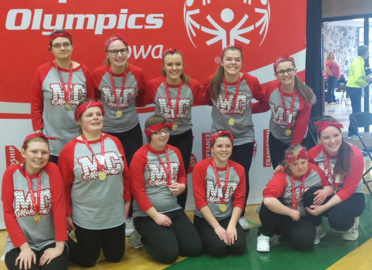 Cheer Special Olympics