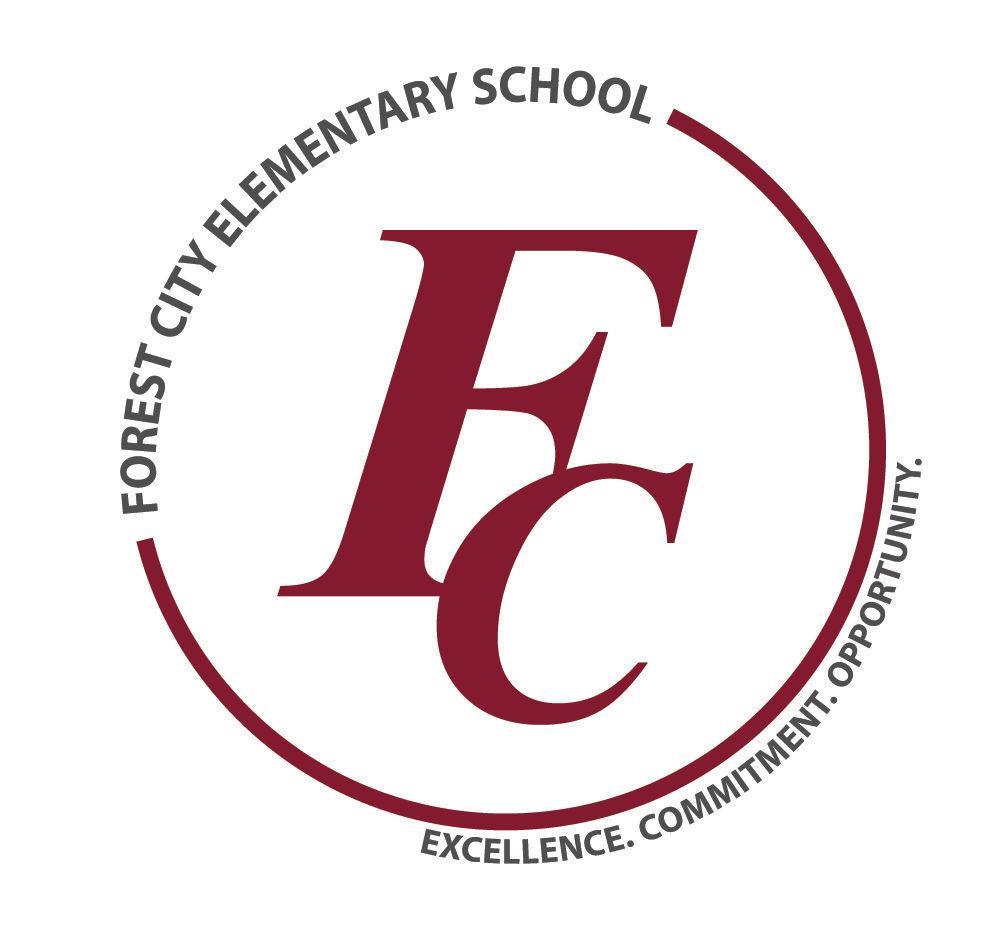 NEW Forest City Elementary School logo