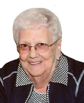 Doris Arlene Throne
