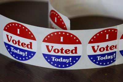 Election 2020 Iowa vote voting weblogo