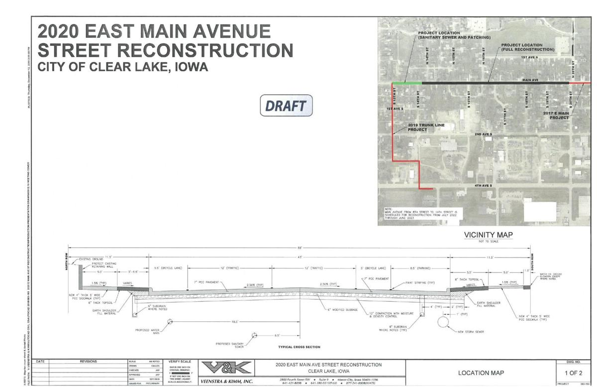 Main Avenue Street Reconstruction