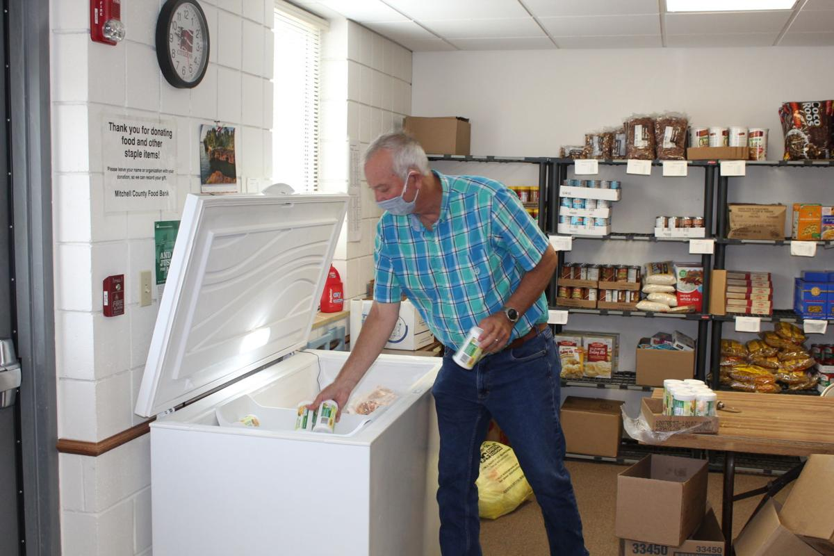 Mitchell County Food Bank