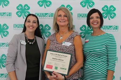Kluver inducted into the 4-H Hall of Fame