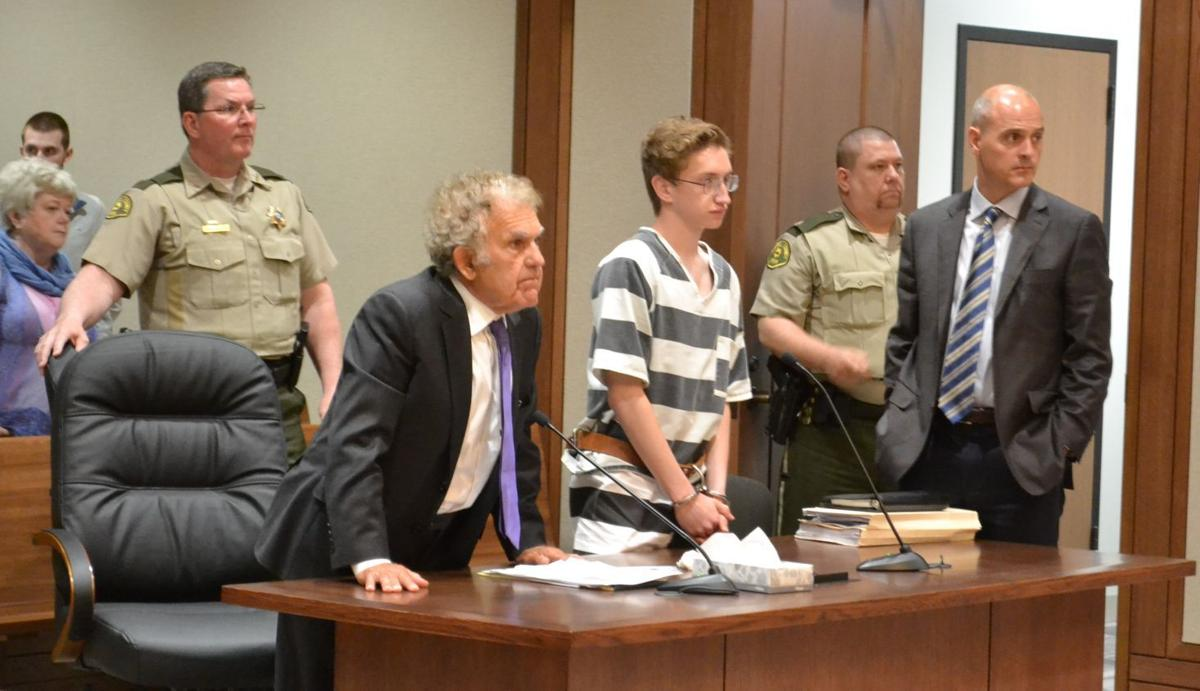 UPDATED: Osage teen who killed mom to serve up to 50 years ...