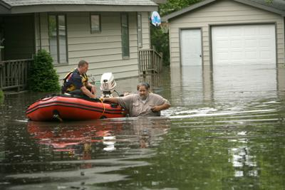 Flood of 2008: North Iowa deluged (with photos)