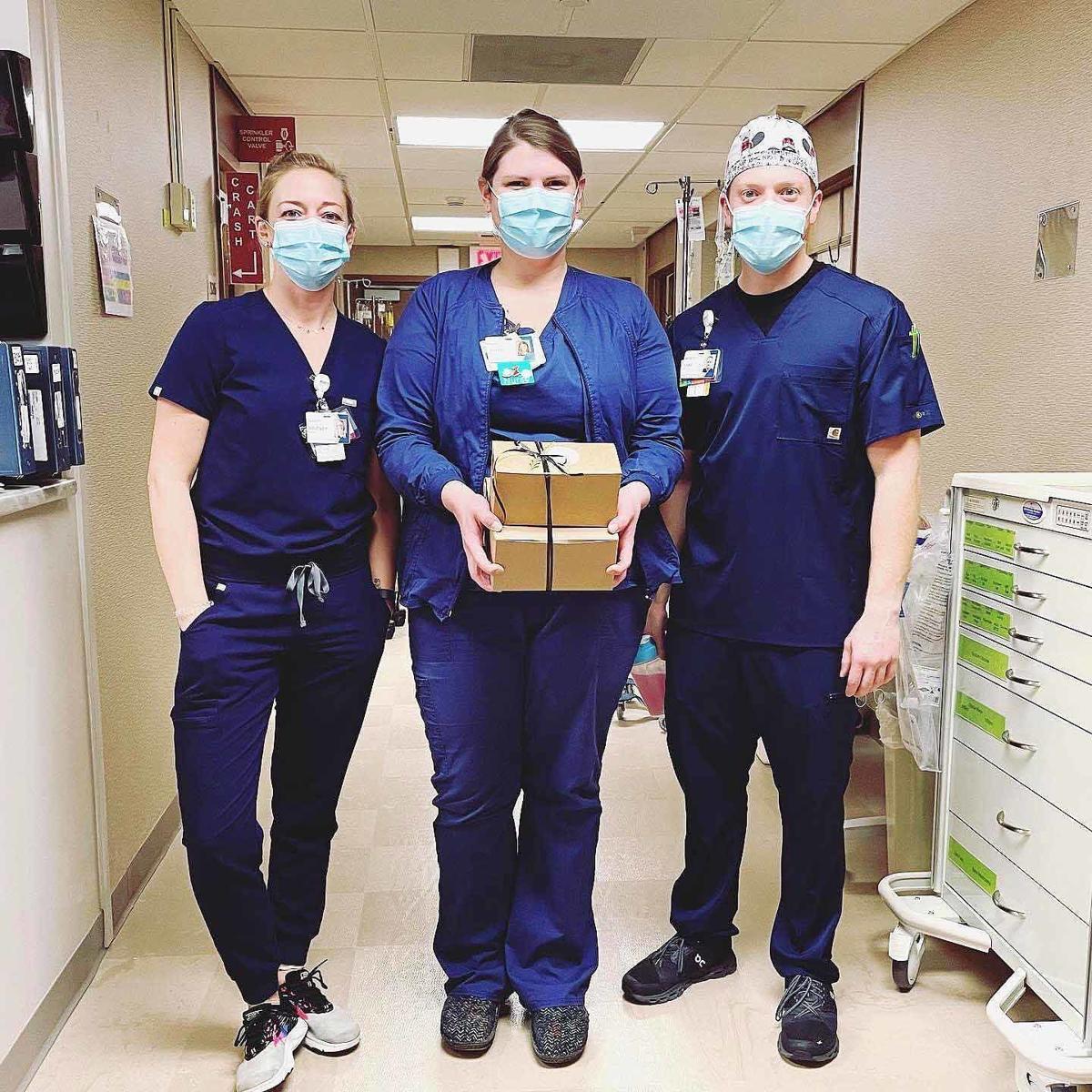 Nurses-Tefft
