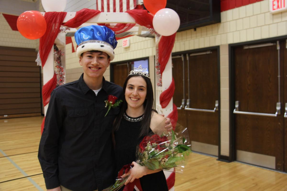 Winterfest King and Queen