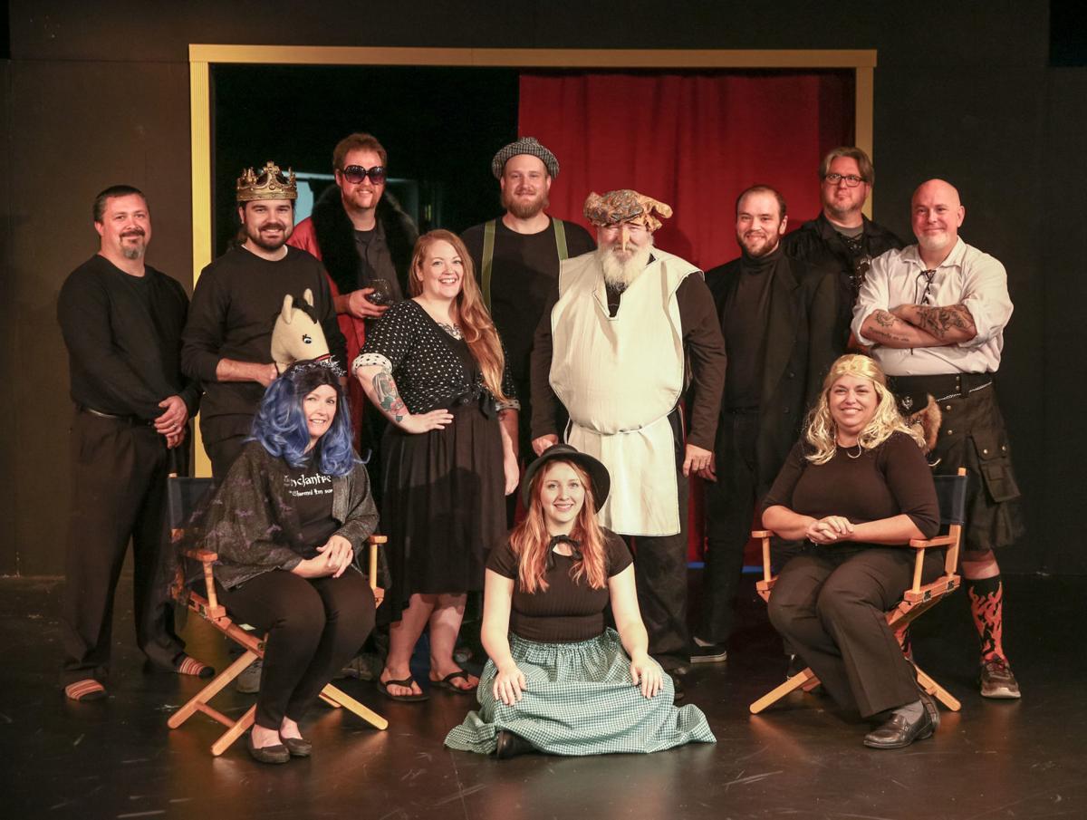 Mason City Community Theatre - Brothers Grimm