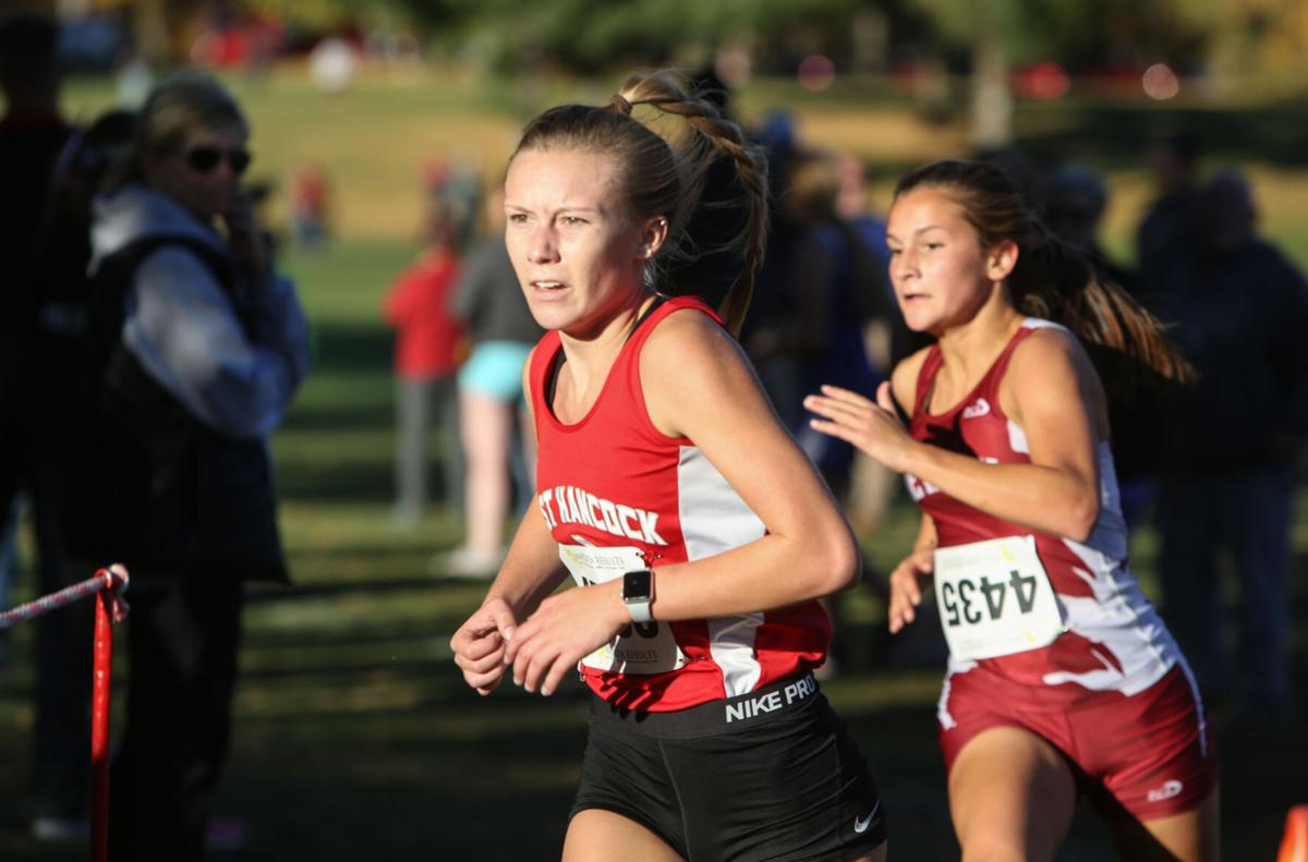Cross country - Rachel Leerar