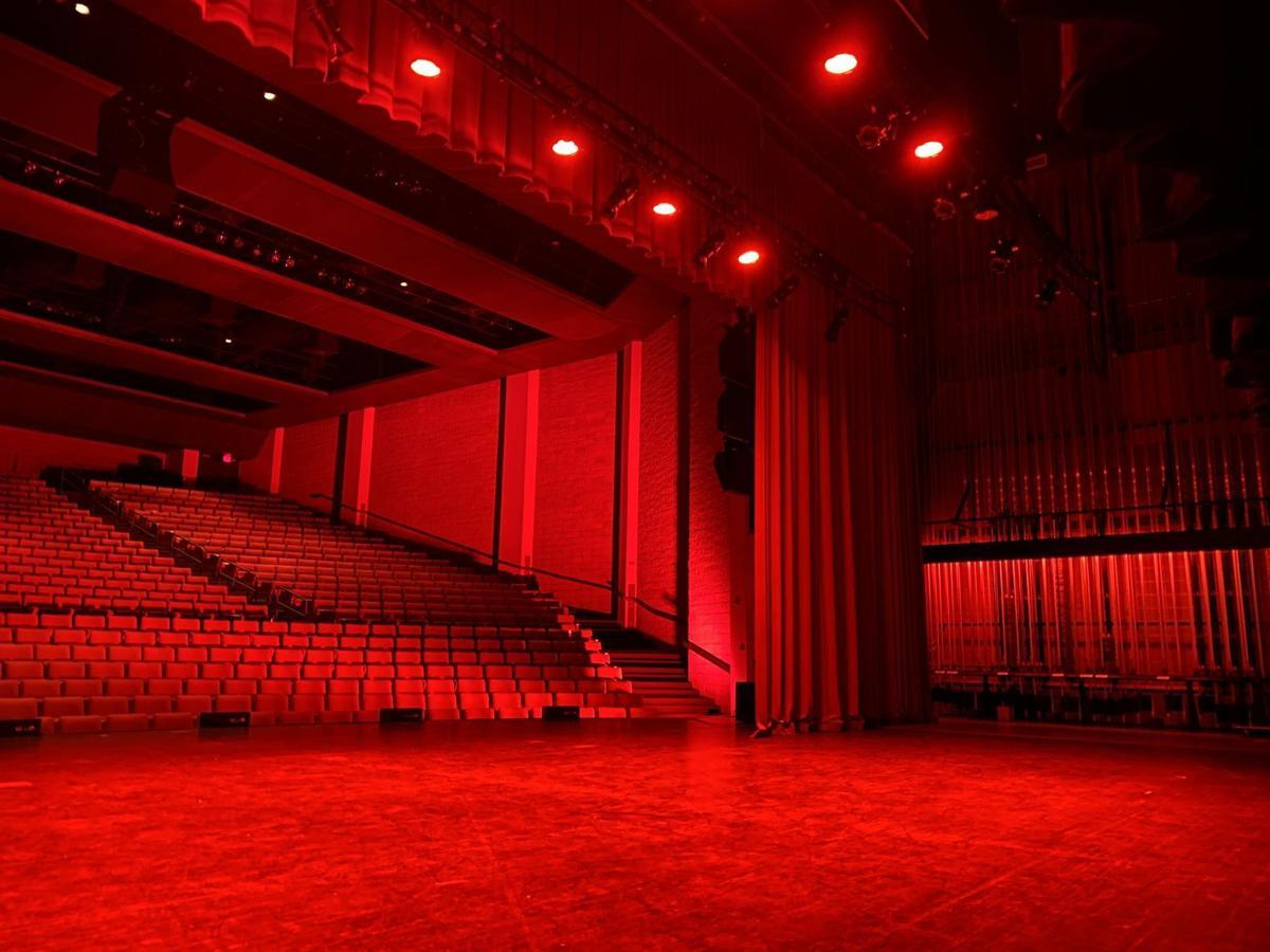 NIACC Red Alert Auditorium