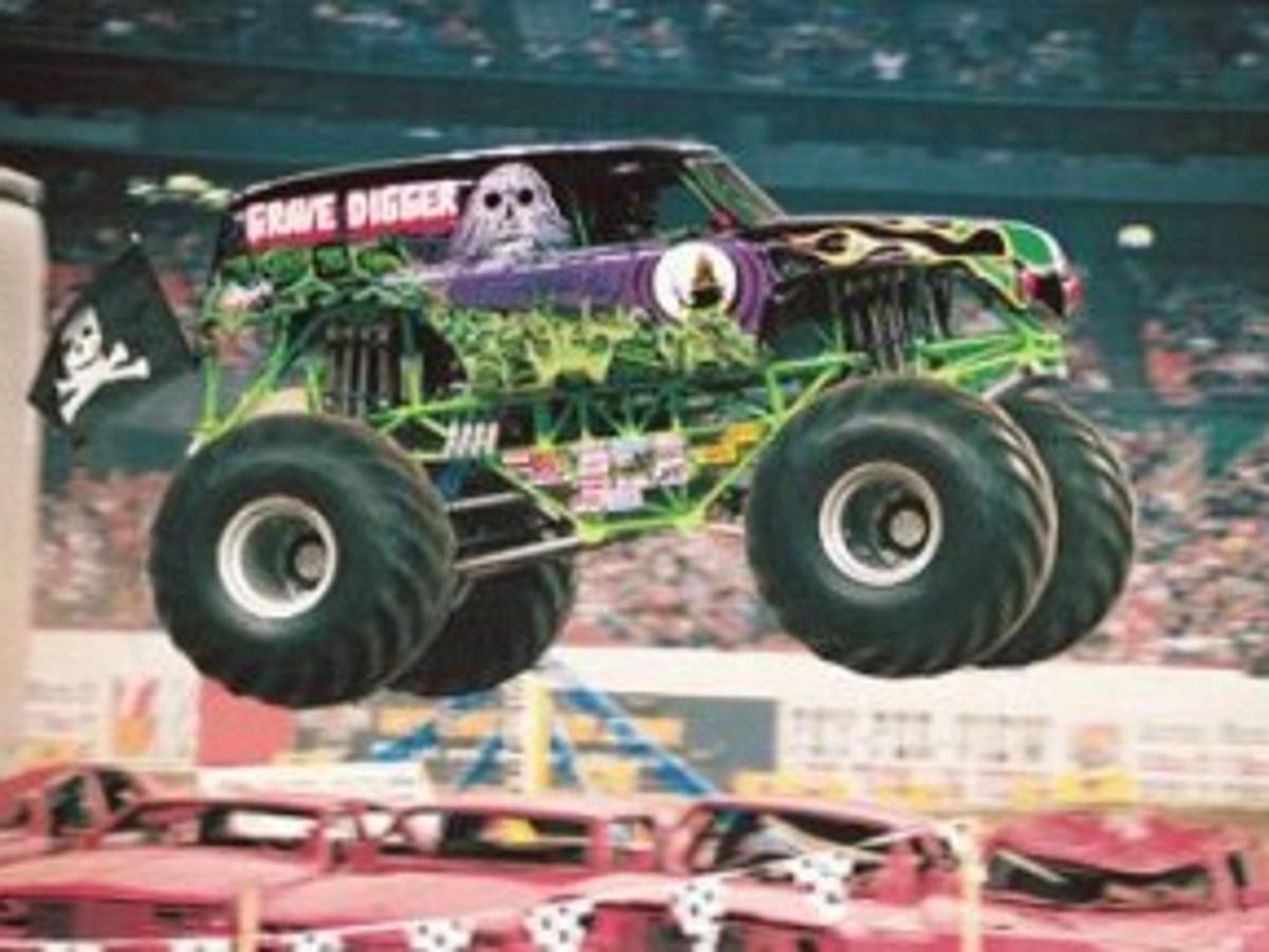 Monster Trucks Head For Fairgrounds Lifestyles Globegazette Com