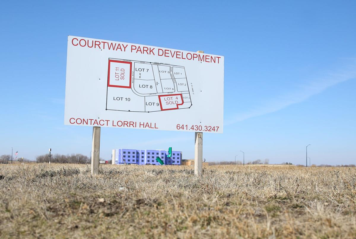 Courtway Park Development