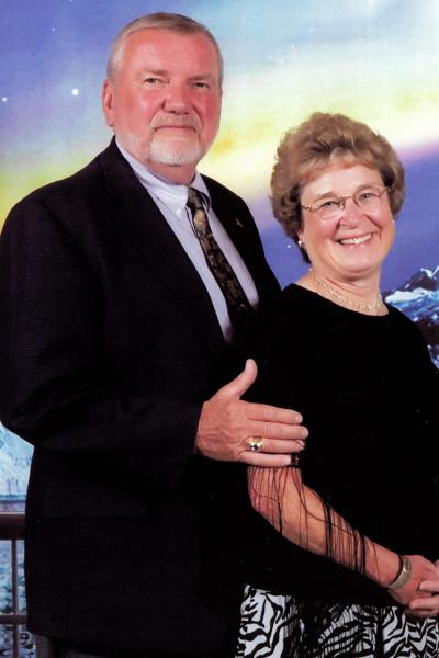 Gordon and Jill Martens