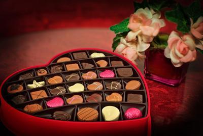 Valentine's Day candy 2019