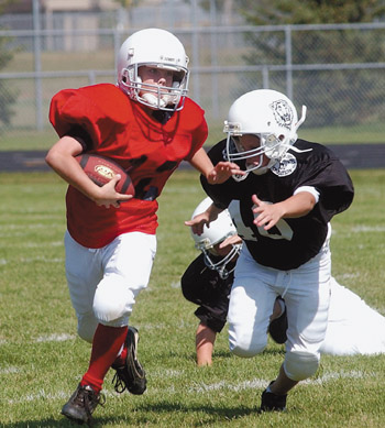 Youth Sports Foundation Tackle Football | North Iowa Sports