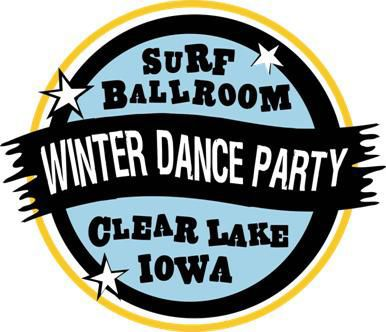 winter dance party logo