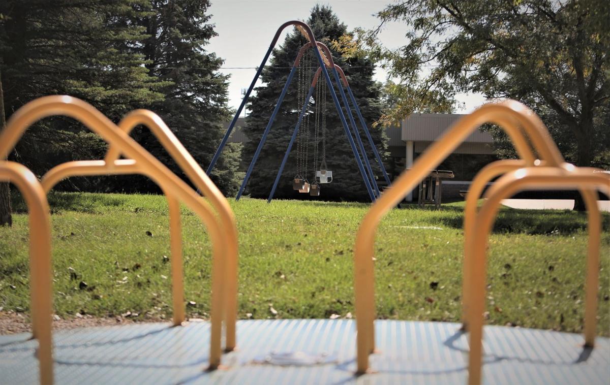 Lester Milligan Park playground