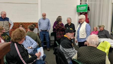 IA Caucus for Amy