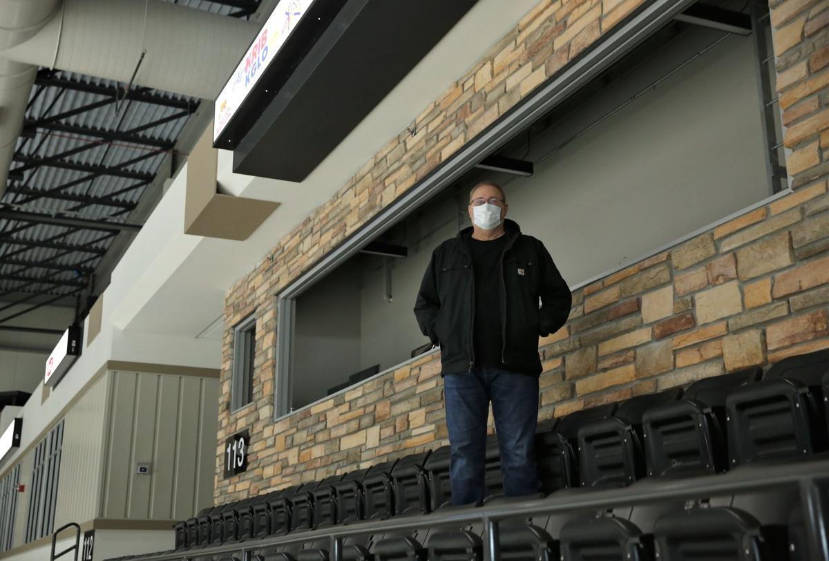 Mason City Multipurpose Arena - 1