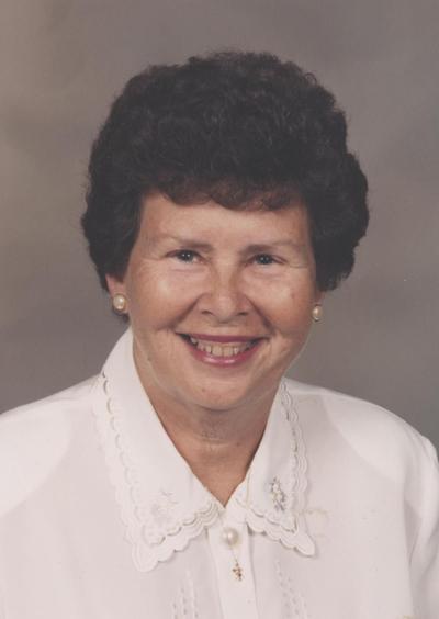 Dorothy Mae Wetter