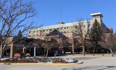 MercyOne East Campus exterior 1