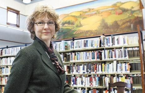 Murals add color to library