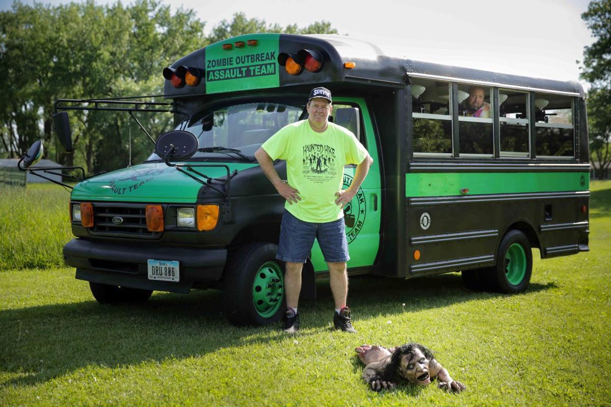 Iowa City City Bus