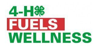 4-H Wellness logo