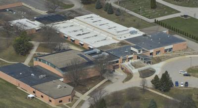 Clear Lake High School Middle School aerial weblogo