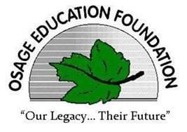 Osage Education Foundation logo
