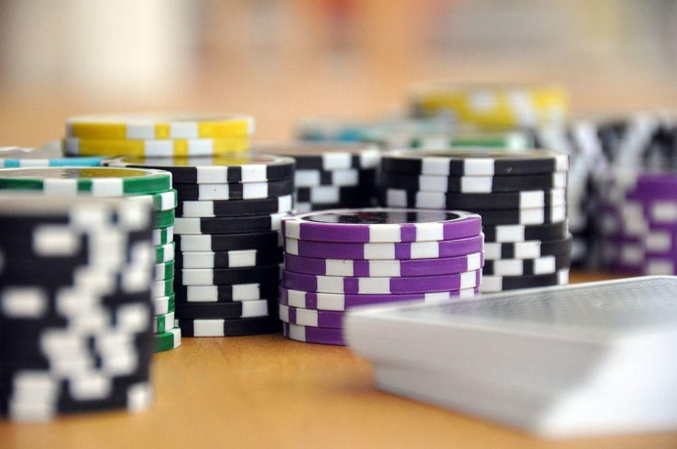 Gambling weblogo