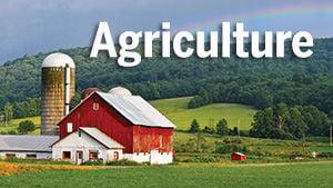 Agriculture weblogo