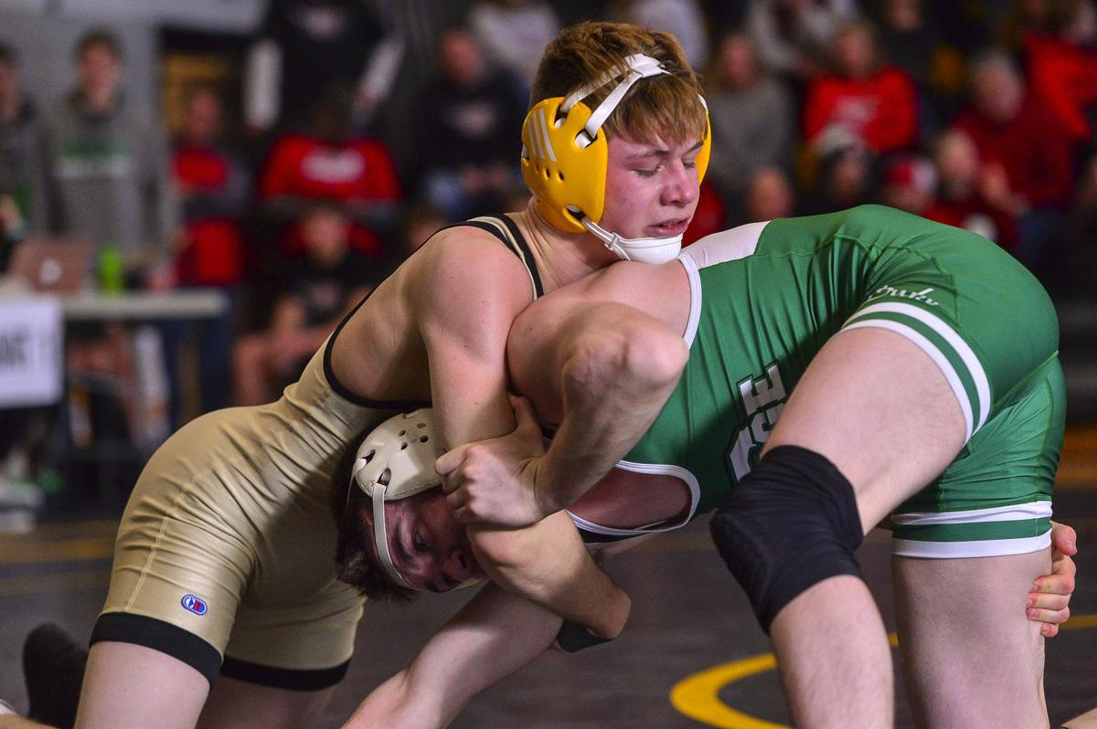 Clear Lake Wrestling Sectionals 4