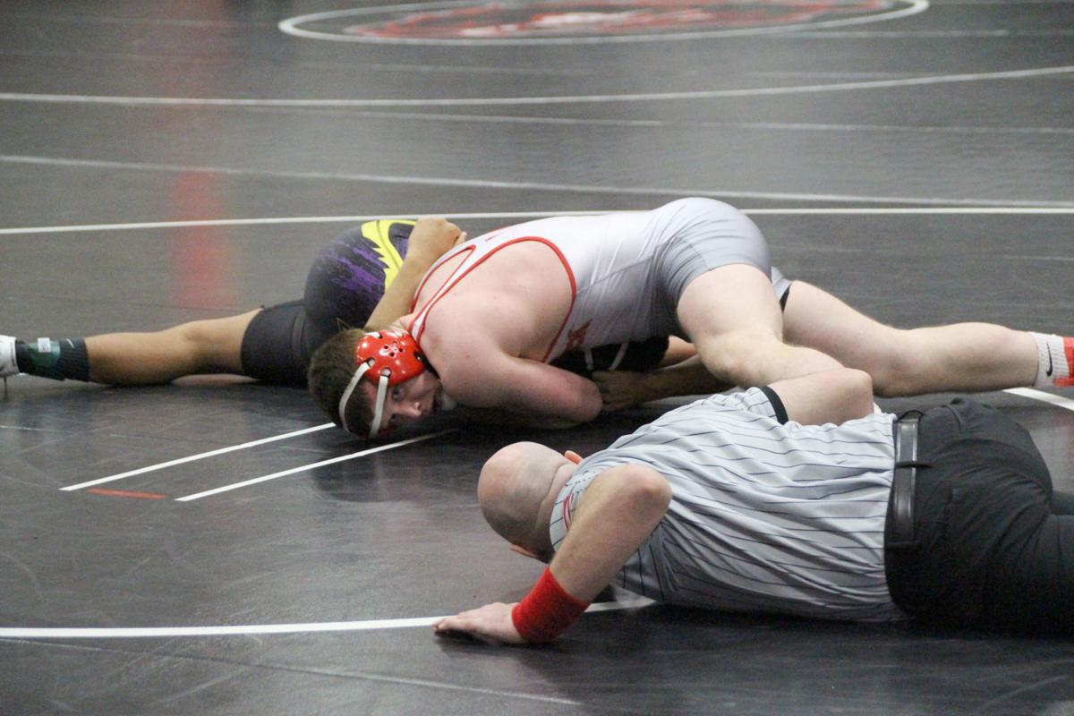 WH wrestling-Cole Kelly