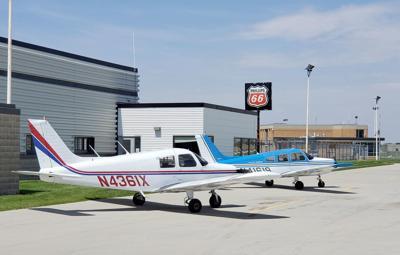 Mason City airport aviation services