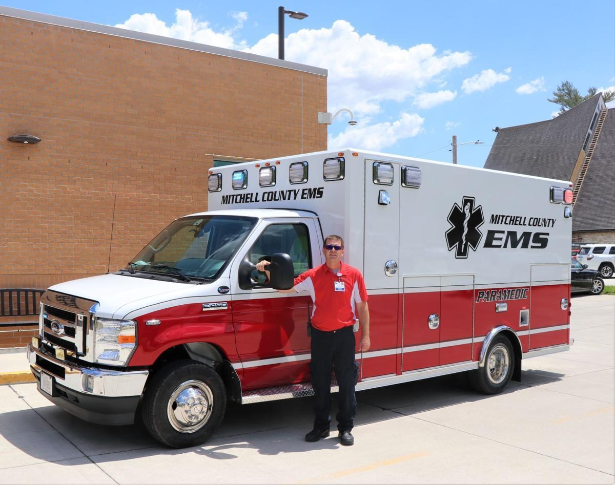 2021 Ambulance for Osage hospital
