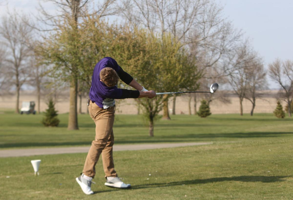 Lake Mills at Garner golf  - Berger 1.jpg