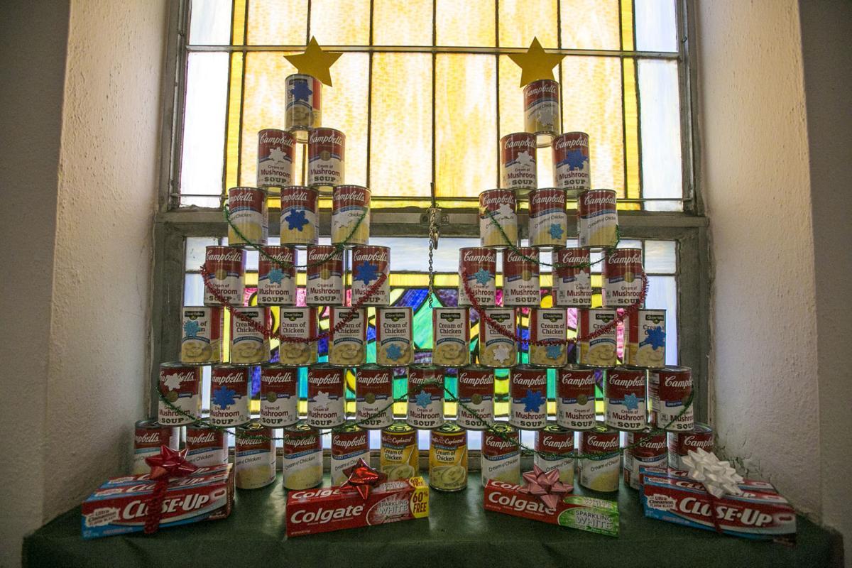 Mason Methodist Church Food Bank