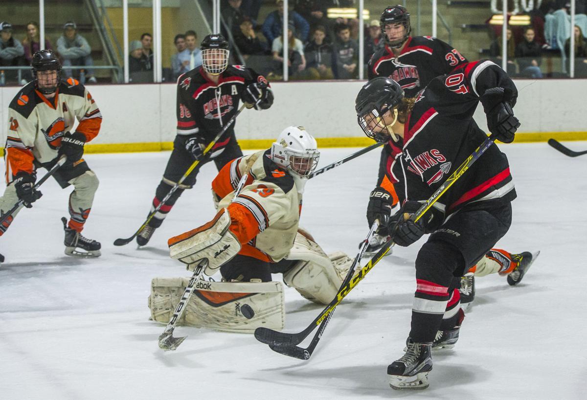 Hockey Mason City vs. Omaha 2