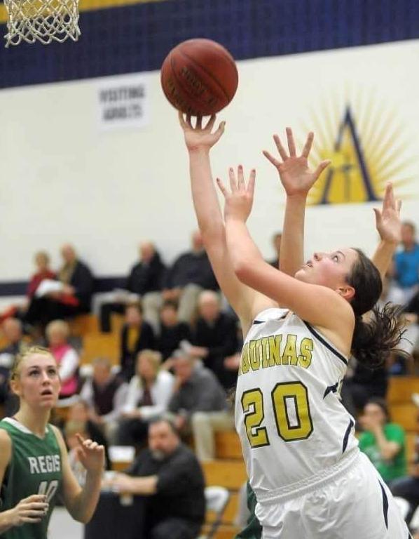 Chelsea Ritter basketball
