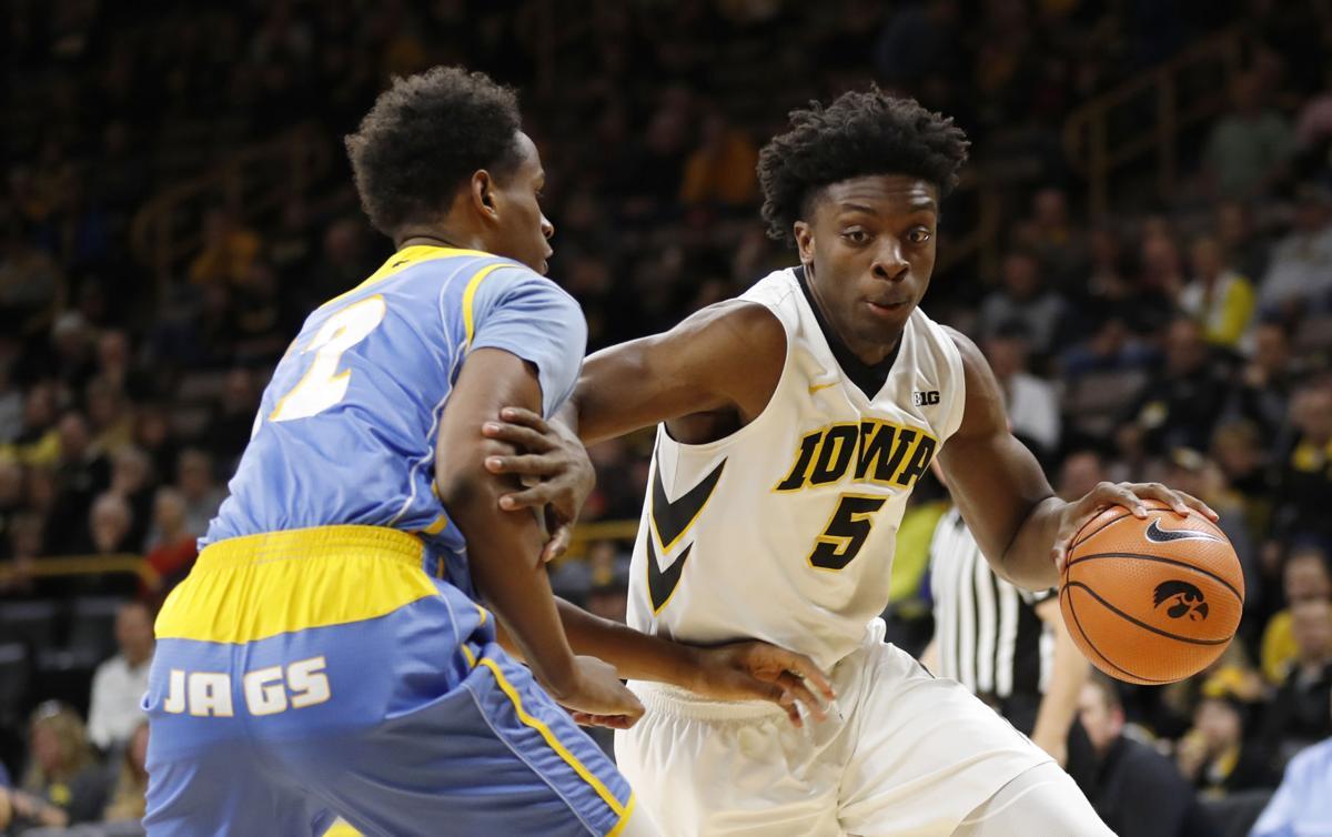 Southern U Iowa Basketball