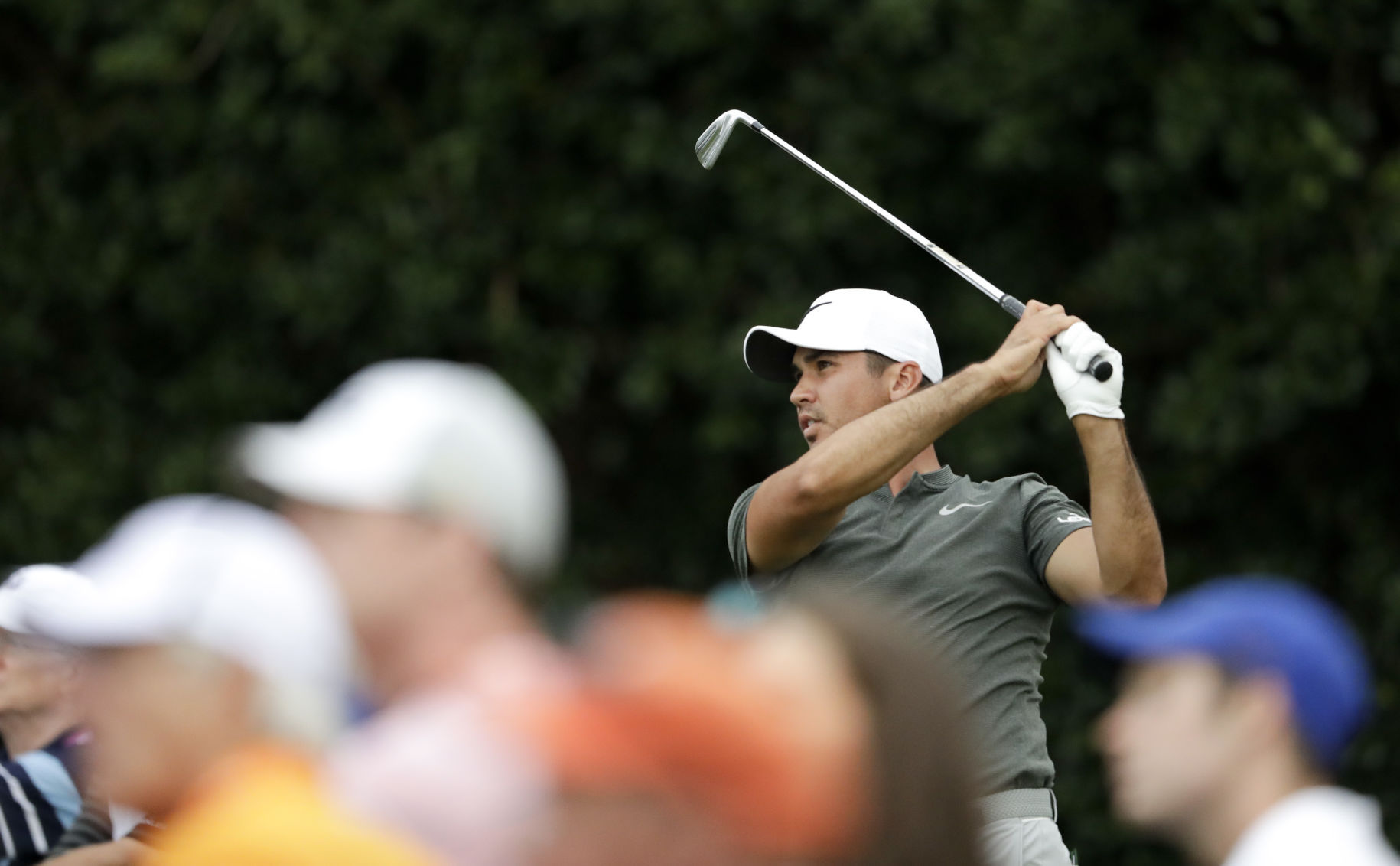 Rod Pampling hits bad  tee shot, becomes hero at PGA Championship
