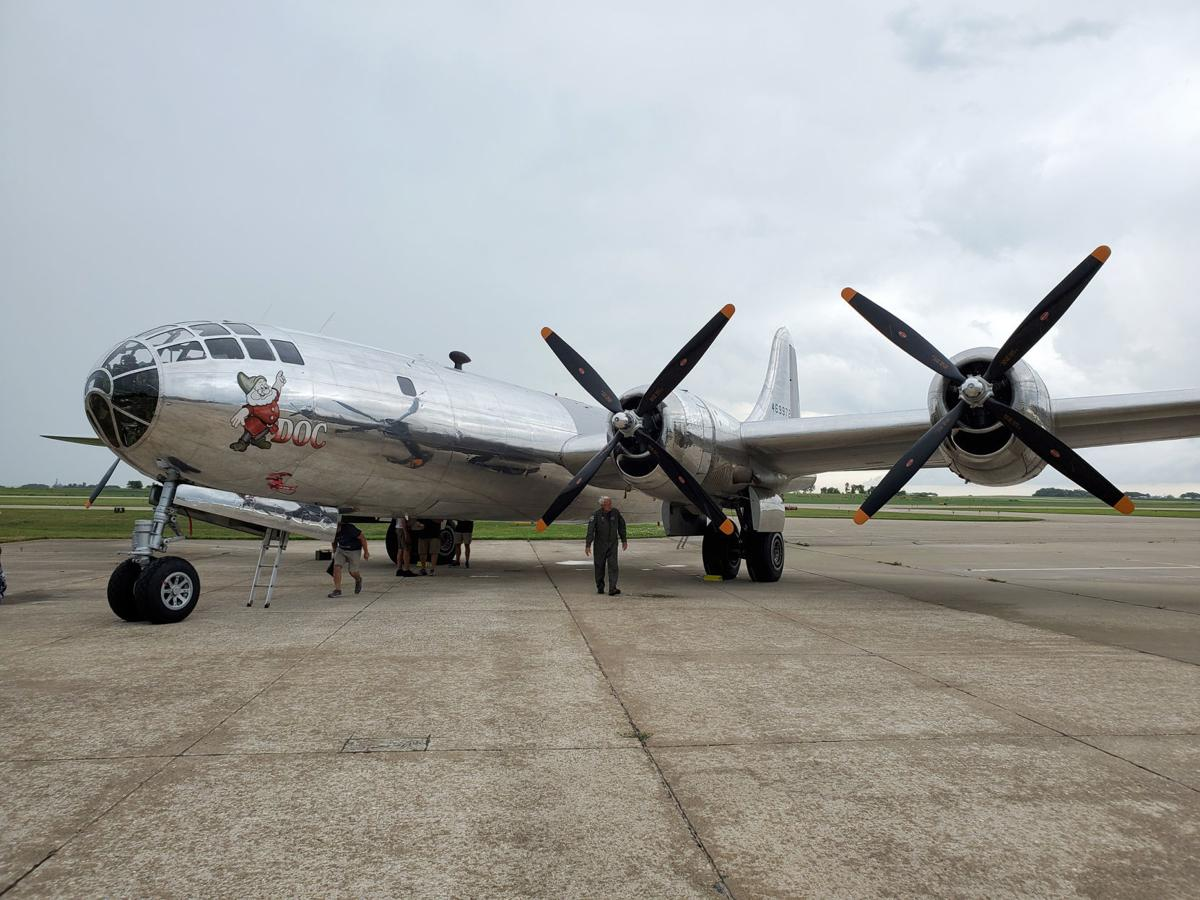 B-29 Superfortress Doc