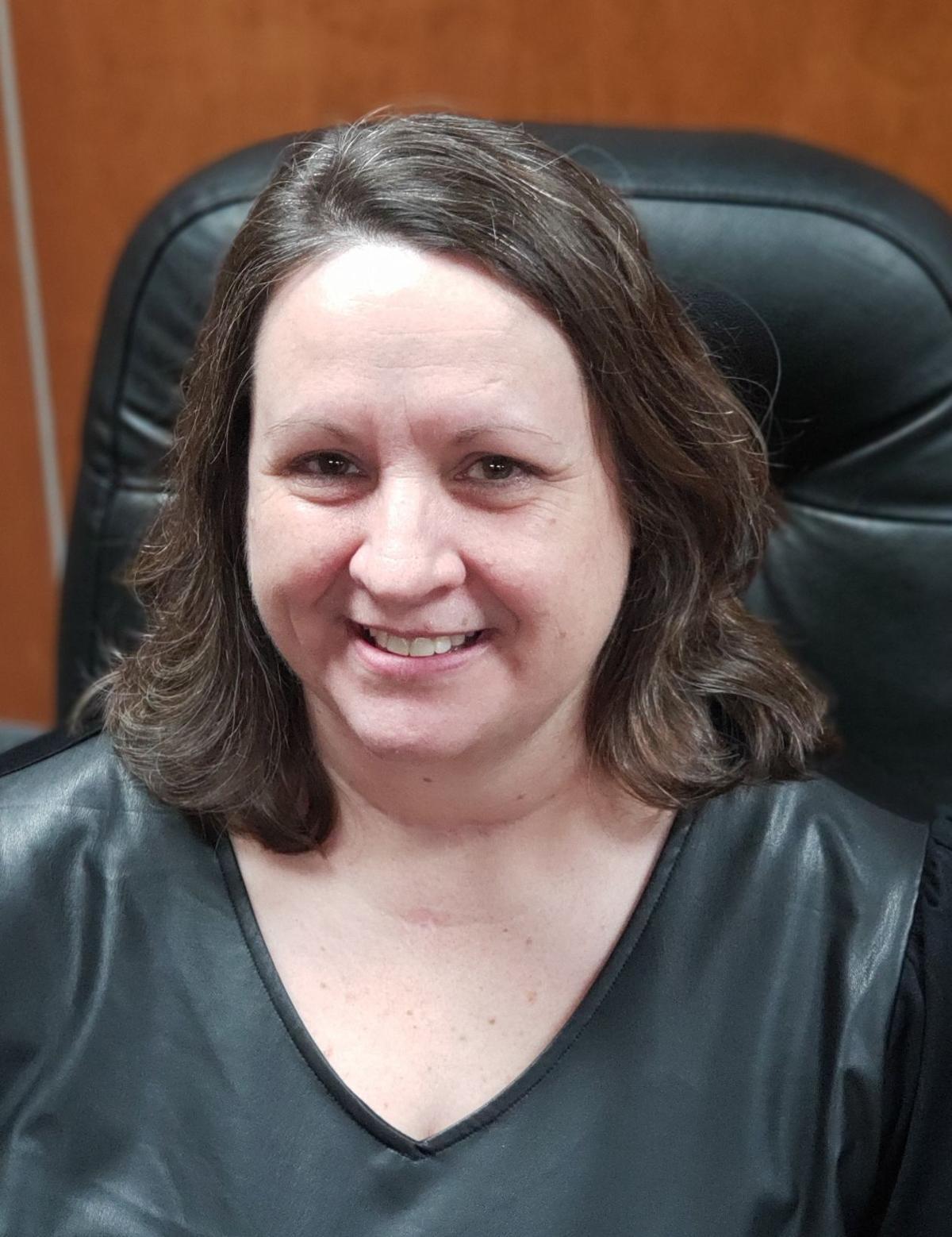 Daisy Huffman Forest City City Clerk