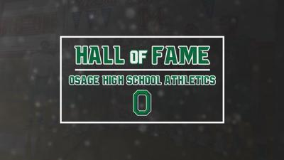 Osage Hall of Fame logo